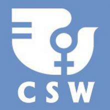 Commission on Status of Women logo