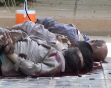 Camp Ashraf Massacre