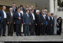 کابینه تدبیر و امید روحانی