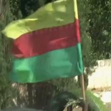 جنگ در کردستان سوریه و نقش احزاب کرد