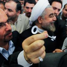 آیا رژیم جمهوری اسلامی در مسیر تغیر گام بر میدارد؟