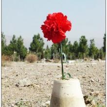 گور های بی نام و نشان زندانیان اعدامی دهه شصت معروف به گورستان خاوران
